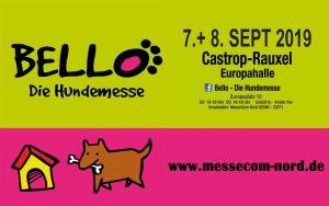 BELLO Die Hundemesse in Castrop-Rauxel